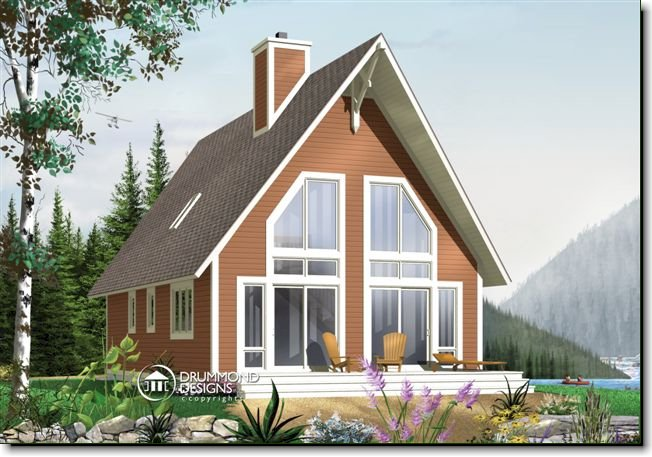 Awesome 16 images country cabin kits building plans for Country home kits