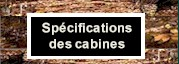 Sp�cifications des cabines